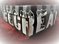 Reebok Ice Cream #BoardFlip BRICK RED Full Retail size 4 #Pharrell Kids Shoe #DS