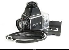 Hasselblad 500CM With Zeiss Lens Planar 2,8/80mm T*