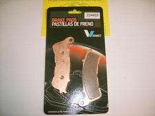 PASTIGLIE FRENO ANTERIORE SINTERIZZATE VICMA  HONDA SH 300 I ABS DAL 2007 2244SF