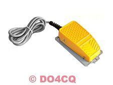 Fußschalter - Taster, Fußtaster - 10A - 250Volt -Auch als PTT Fußtaster geeignet