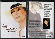 """LIZ SARIAN """"En Concert"""" (DVD) 2012 NEUF"""