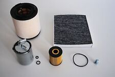 Inspektionspaket Inspektionskit Filter Set Seat Ibiza 6J 1,2 TDI 55KW 75PS CFWA