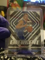 2018-19 Panini prizm Emergent Luka Doncic Card #3