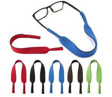NEW Kids Girls Lilac//Purple Flower Spectacle Glasses Cord Strap Holder Adjustable