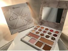 BH COSMETICS Carli Bybel Deluxe 21 Color Eyeshadow Highlighter Blush Palette