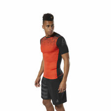 Reebok Men's Activchill Graphic Compression Tee Training Shirt D93806