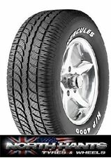 2456015 245/60R15 245/60X15 RADIAL CAR TYRE RWL HERCULES HOT ROD HP4000 VINTAG