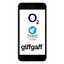 Unlock O2 Tesco Giffgaff code For iPhone 3GS 4 4S 5 5C 5S 6 6+ 6S 6S+ SE 7 7+