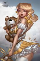 ULTRA RARE: GRIMM FAIRY TALES #8 - IN-STORE EXCLUSIVE - PAUL GREEN - LE 100