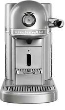 KitchenAid 5-Cup Espresso Machine with Nespresso Grand Crus 16 Sugar Pearl