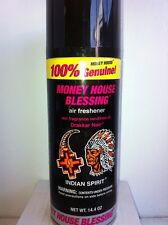 MONEY HOUSE BLESSING DRAKKAR NOIR AIR FRESHENER AEROSOL ROOM SPRAY CAN 14.4 OZ