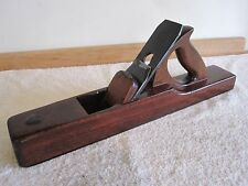 """Antique Vintage Rosew00d, Mahogany 16"""" Razee Shipwrights Tool Woodworking Plane"""