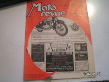 **b Moto Revue n°1399 La moto en Allemagne en 1957 / Les twins sur la sellette