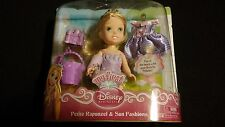 Petite Baby Rapunzel Doll and Sun Fashions / My First Disney Princess Doll
