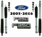 Bilstein B8 5100 Front Rear Shocks For 2005-2016 F-250 / F-350 Super Duty Trucks