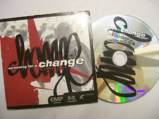 SCREAMING FOR A CHANGE – 2003 German CD PROMO – Heavy Metal – BARGAIN!