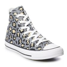 Converse Leopard High Top Athletic