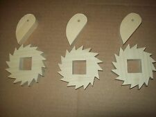 "Quilting Frame Gear Set For Vintage Quilt Frames 1"" Square Mount"