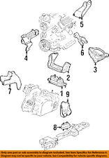 GM OEM Engine Motor Transmission-Strut Bracket 24503458