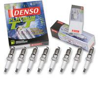 8 pc Denso Platinum TT Spark Plugs for 1992-2013 Chevrolet Corvette 5.7L ao