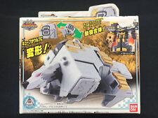 Bandai Power Rangers Doubutsu Sentai Zyuohger Zyuoh DX Cube 8 Wolf Megazord NEW