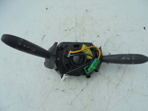 FIAT PANDA 2007 INDICATOR STALK/WIPER/LIGHTS COMPLETE UNIT