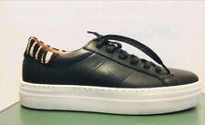 Skechers Shoes, Street Los Angeles, Platforms Black Animal Hair Detail  Size 10