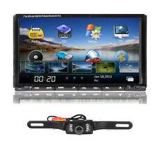 "7""HD Car Stereo Radio 2Din CD DVD Player SD/USB/Bluetooth/TV/Ipod/RDS+Backup Cam"