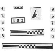 Forestry Suppliers Weighted Magnetic Archaeological Photography Set - Metric