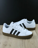 Adidas Scarpe Sportive Sneakers DAILY 2.0 Uomo Bianco Pelle