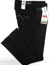 NWT LEVI'S BOLD CURVE CLASSIC BOOT-CUT BLACK JEANS WOMENS SIZE 14M/32