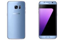 New Overstock Samsung Galaxy S7 Edge 32GB G935 Blue Unlocked for ATT T-Mobile