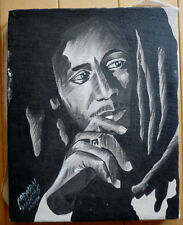 CADMAN MATHIAS, Antigua ANTIGUAN LISTED, OIL VINTAGE PORTRAIT AFRICAN MODERNISM