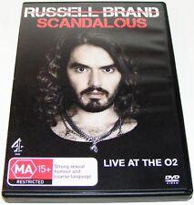 Russell Brand : Scandalous---(Dvd)