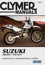 Suzuki Dr650 Series 1996-2019 Repair Manual