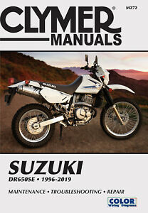 Suzuki Dr Motorcycle Repair Manuals Literature For Sale Shop With Afterpay Ebay