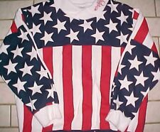 The Oak Ridge Boys Usa Old Glory Us Flag Red White Blue Adult Unisex Fleece L