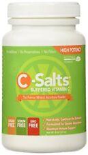 C-Salts GMO FREE Buffered Vitamin C Powder 40+ Servings -Preorder