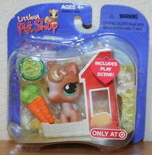 #405 Horse Pony Target Exclusive Retired Littlest Pet Shop NEW