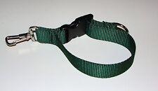 Sav-A-Jake Firefighter Glove Strap - Quick Release Clip - Green