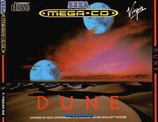 ## Dune - SEGA Mega-CD / MCD Spiel - TOP Zustand ##