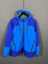 Marmot giacca 3 in 1-XXL-Blu-Ottime condizioni-MEN 'S
