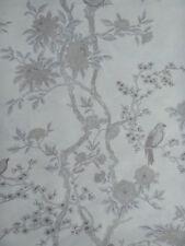 """Ralph Lauren Tela Cortina Diseño """"Marlowe Floral"""" 2.6 Metros Platinum"""