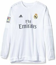 Adidas Real H JSY LS Maillot manches longues Homme Blanc