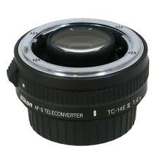 Nikon AF-S 1.4X Teleconverter TC-14E III *NO RESERVE*