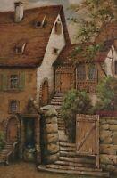 Carl KUIPER 1865 - ? - Rothenburg ob der Tauber Kirchplatz ?