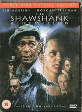 DVD Box Set - The Shawshank Redemption - 3 disc Special Edition - Morgan Freeman