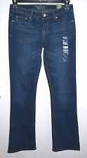 NEW! Aeropostale Size 28x31 Womens Low Rise Boot Cut Jeans