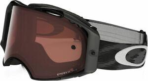 Oakley Airbrake MX Prizm Goggle-Jet Black/Prizm Bronze - MX Offroad
