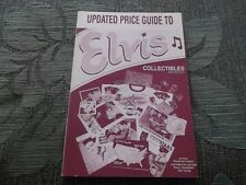 Elvis Presley: Updated price guide to Elvis Collectibles (2nd ed) Paperback